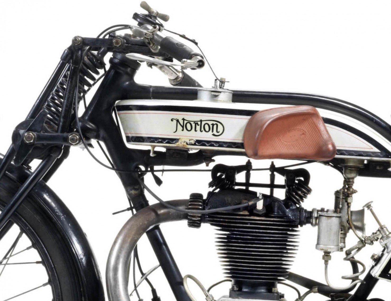 Norton Model 18 5
