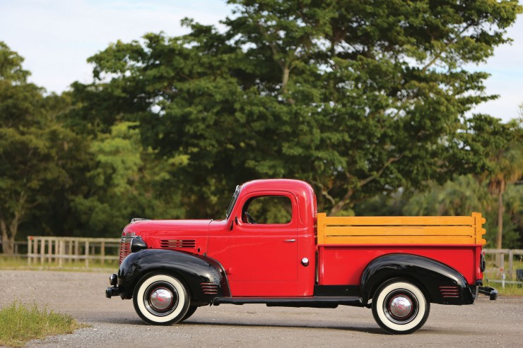 Plymouth Pickup Truck 1