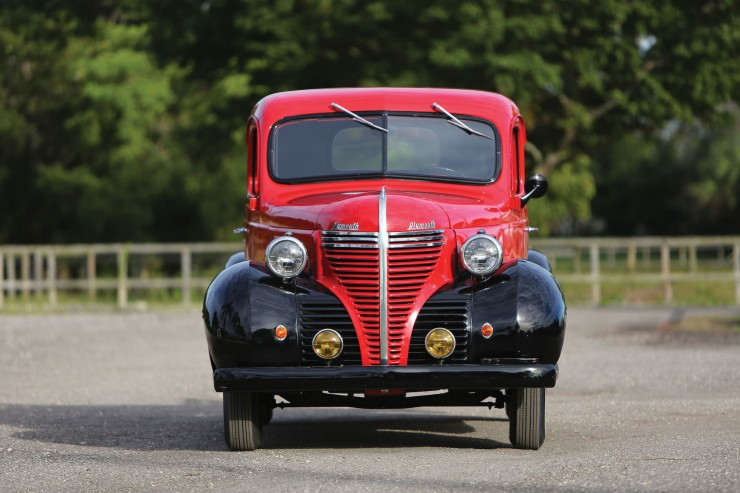 Plymouth Pickup Truck 12
