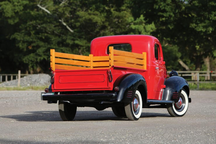 Plymouth Pickup Truck 14