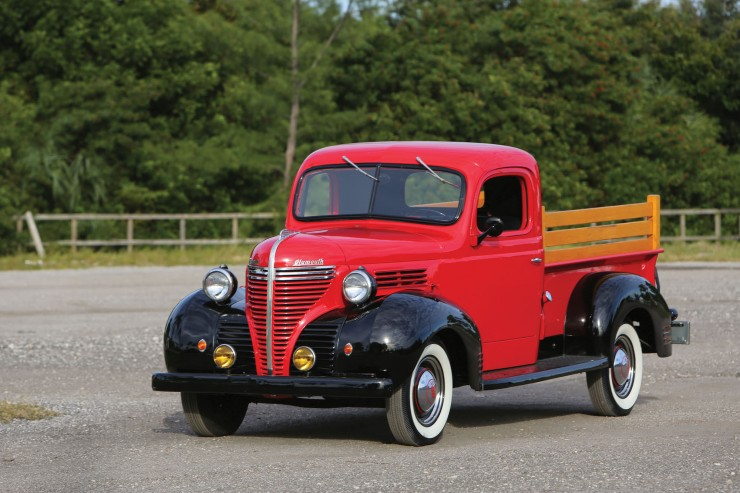 Plymouth Pickup Truck 15