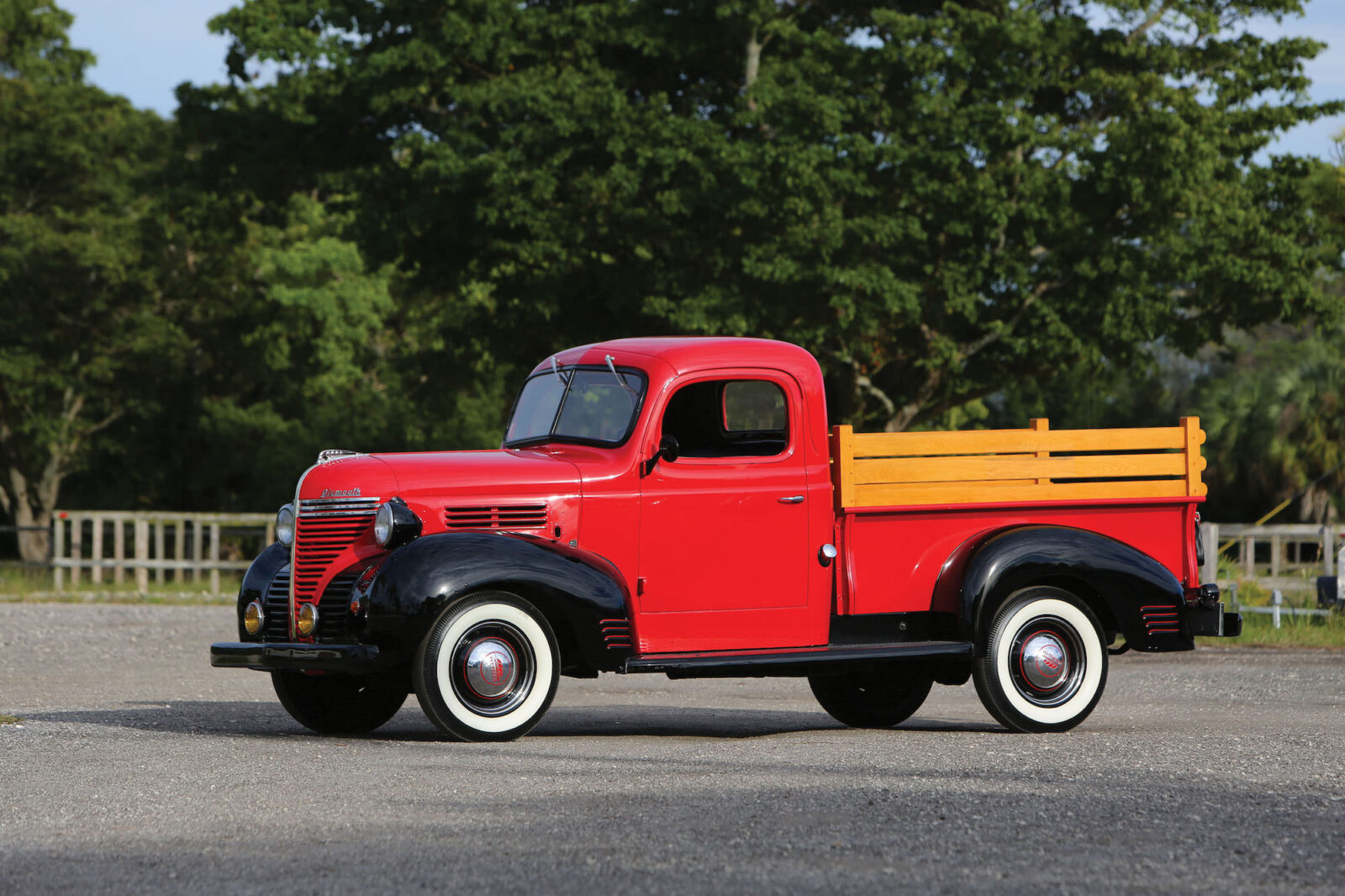 Plymouth Pickup Truck 1600x1066 - 1940 Plymouth PT105 Pickup