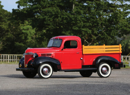 Plymouth Pickup Truck 450x330 - 1940 Plymouth PT105 Pickup