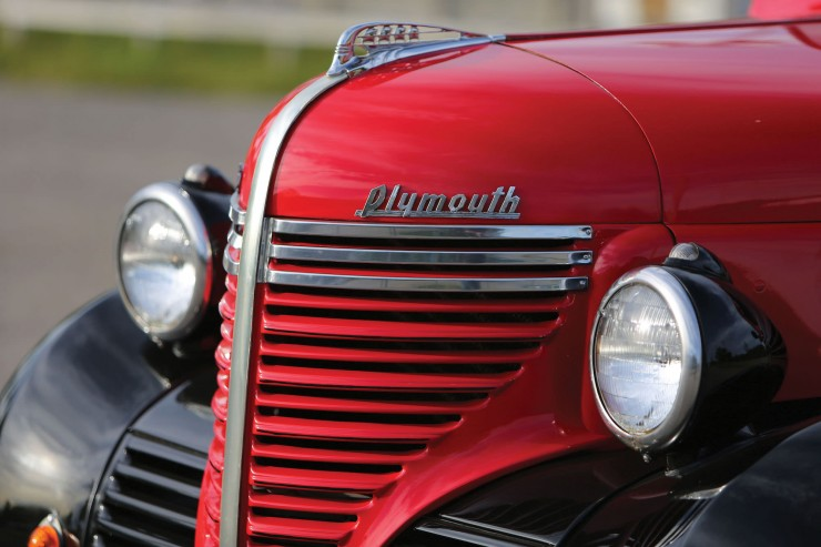 Plymouth Pickup Truck 8