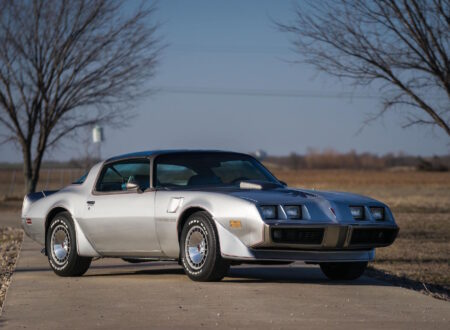Pontiac Trans Am 1 450x330 - 1979 Pontiac Firebird Trans Am 10th Anniversary Edition