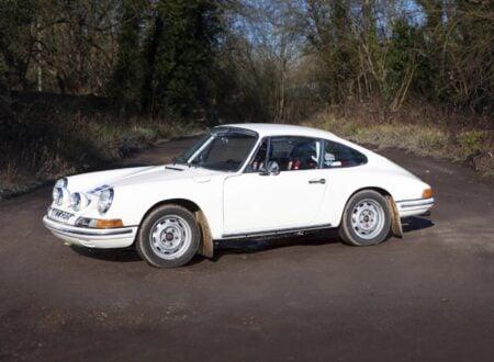 Porsche 911 Rally 1 450x330 - 1966 Porsche 911 'SWB' Rally Car