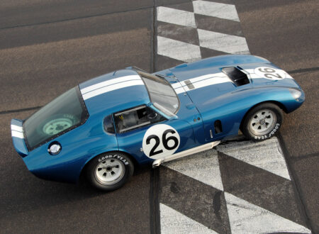 Shelby Cobra Daytona 450x330 - The Story of the Shelby Cobra Daytona - Told by Pete Brock