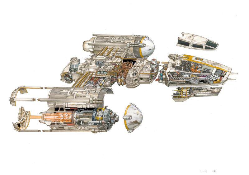 Star Wars by Hans Jenssen 1