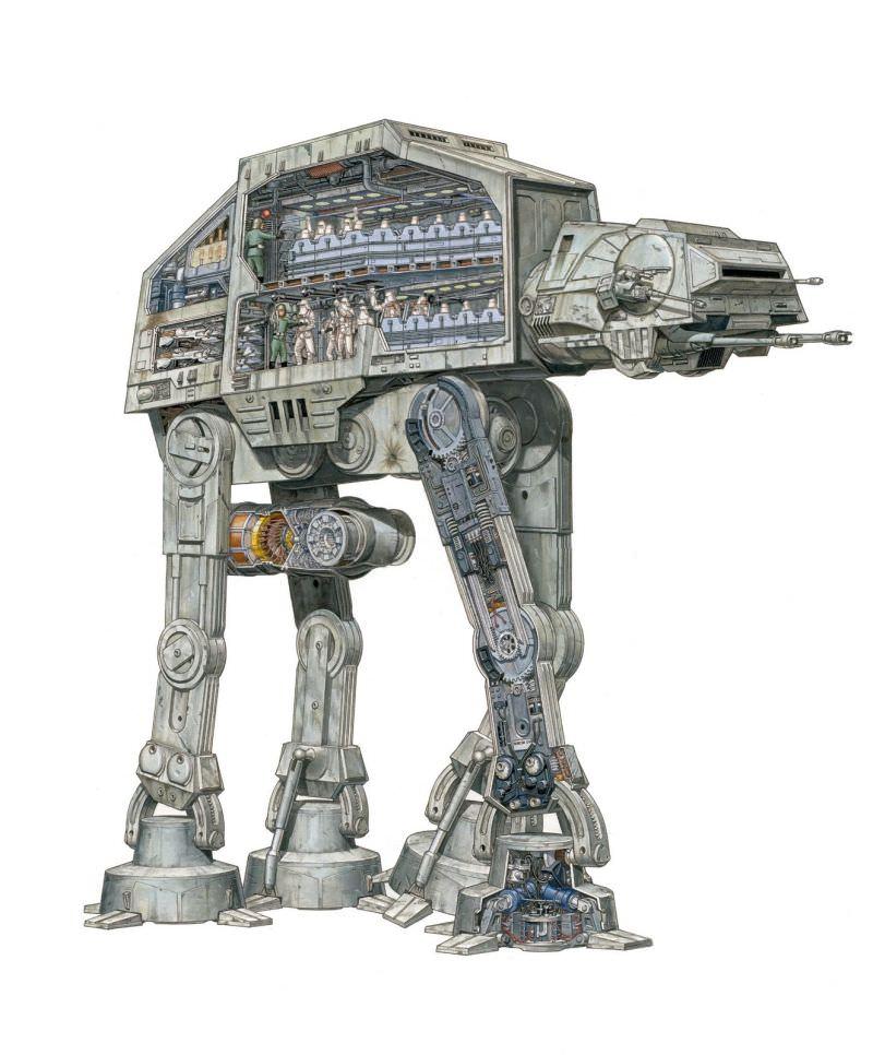 Star Wars by Hans Jenssen 12