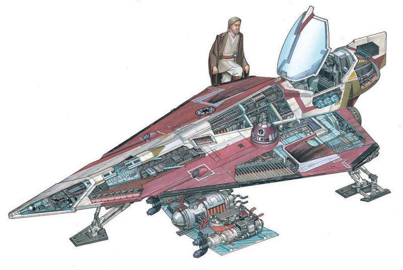Star Wars by Hans Jenssen 4