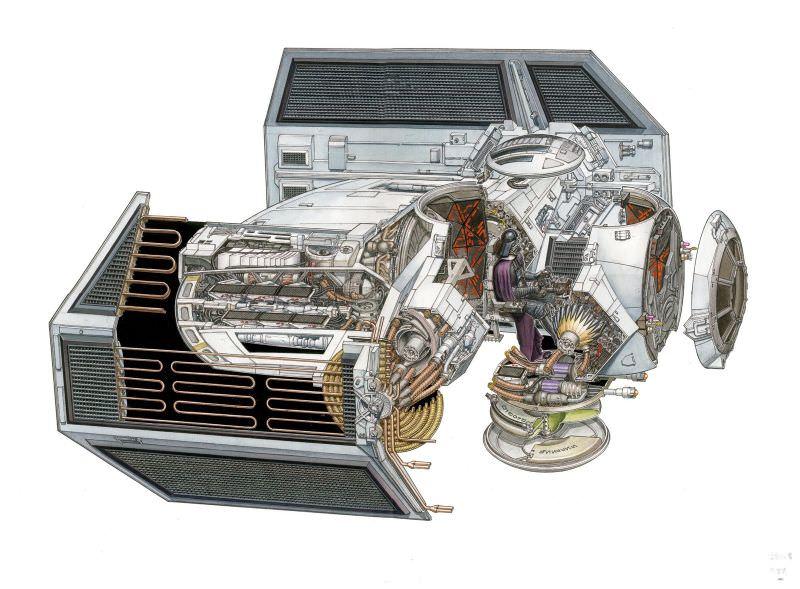 Star Wars by Hans Jenssen 9