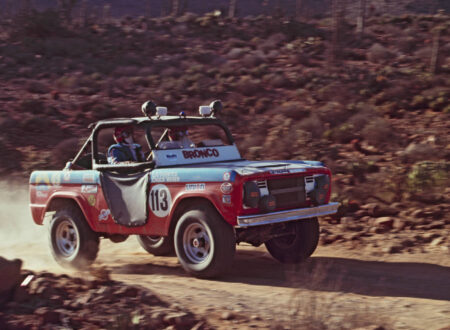The First Baja 1000 - 27 Hours to La Paz