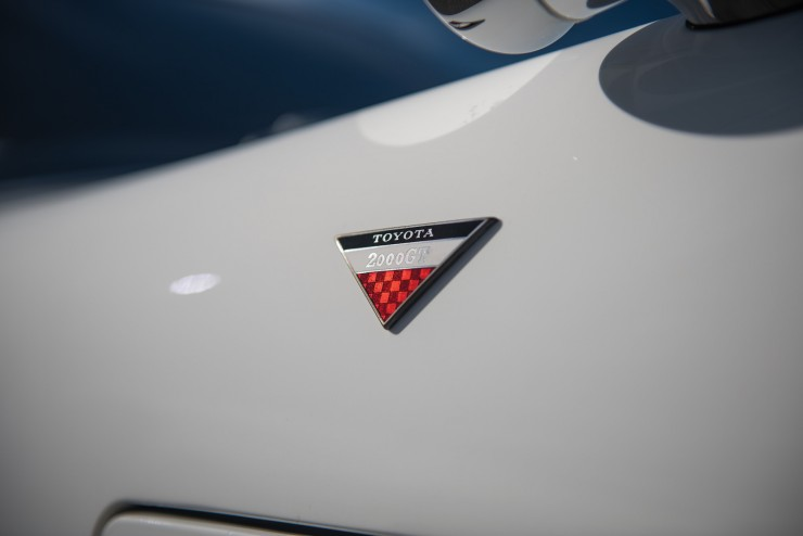 Toyota 2000GT 7