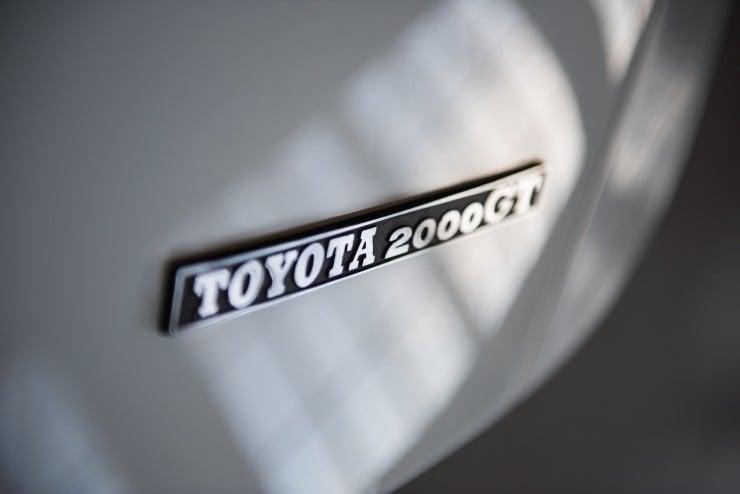 Toyota 2000GT 8
