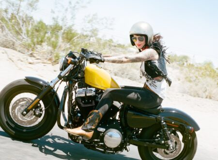 women motorcycle 2 450x330 - Behind the Scenes of The Women's Motorcycle Exhibit