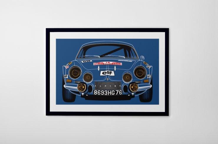 Alpine-Renault Car