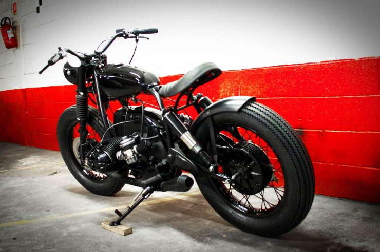 BMW Bobber Motorcycle 2