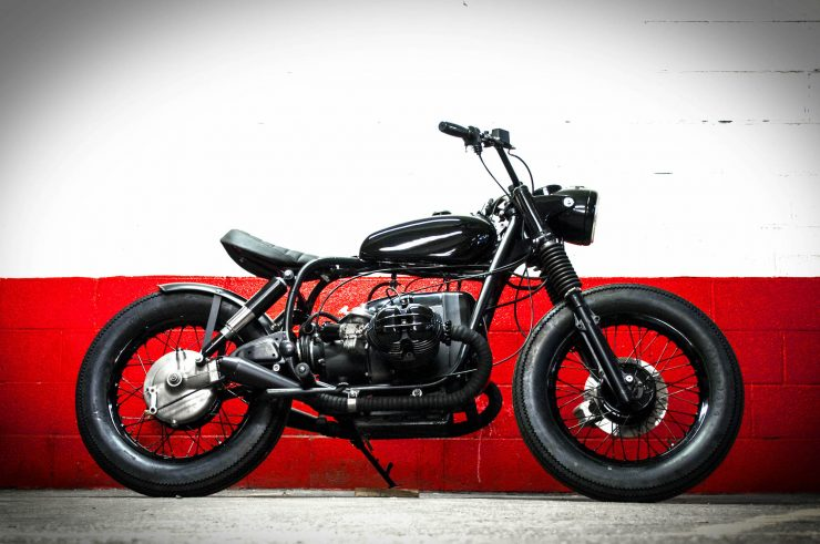 BMW Bobber Motorcycle 5