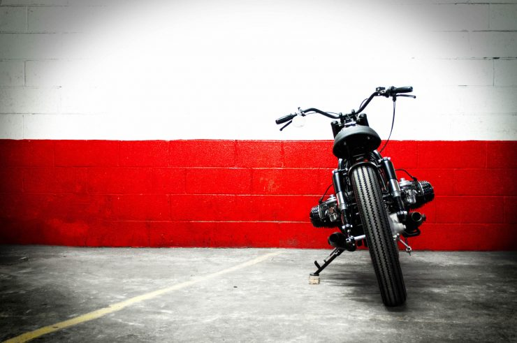 BMW Bobber Motorcycle 6