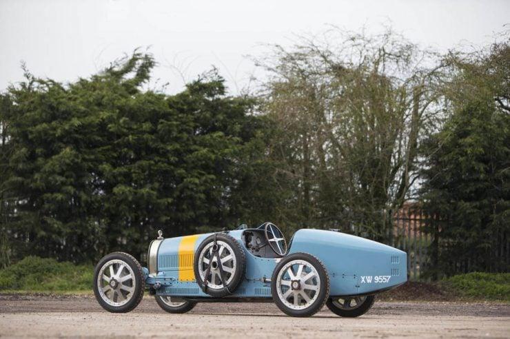 Bugatti Type 35 4