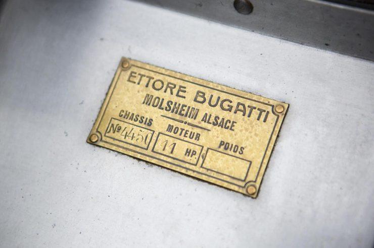 Bugatti Type 35 8