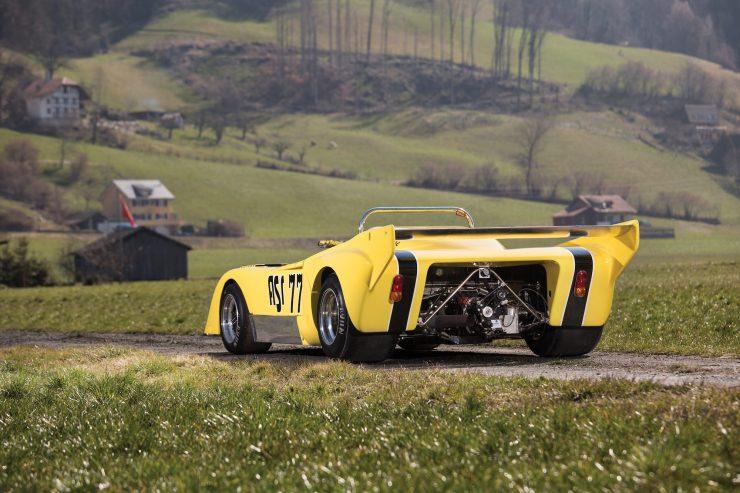 Chevron Racing Car 1