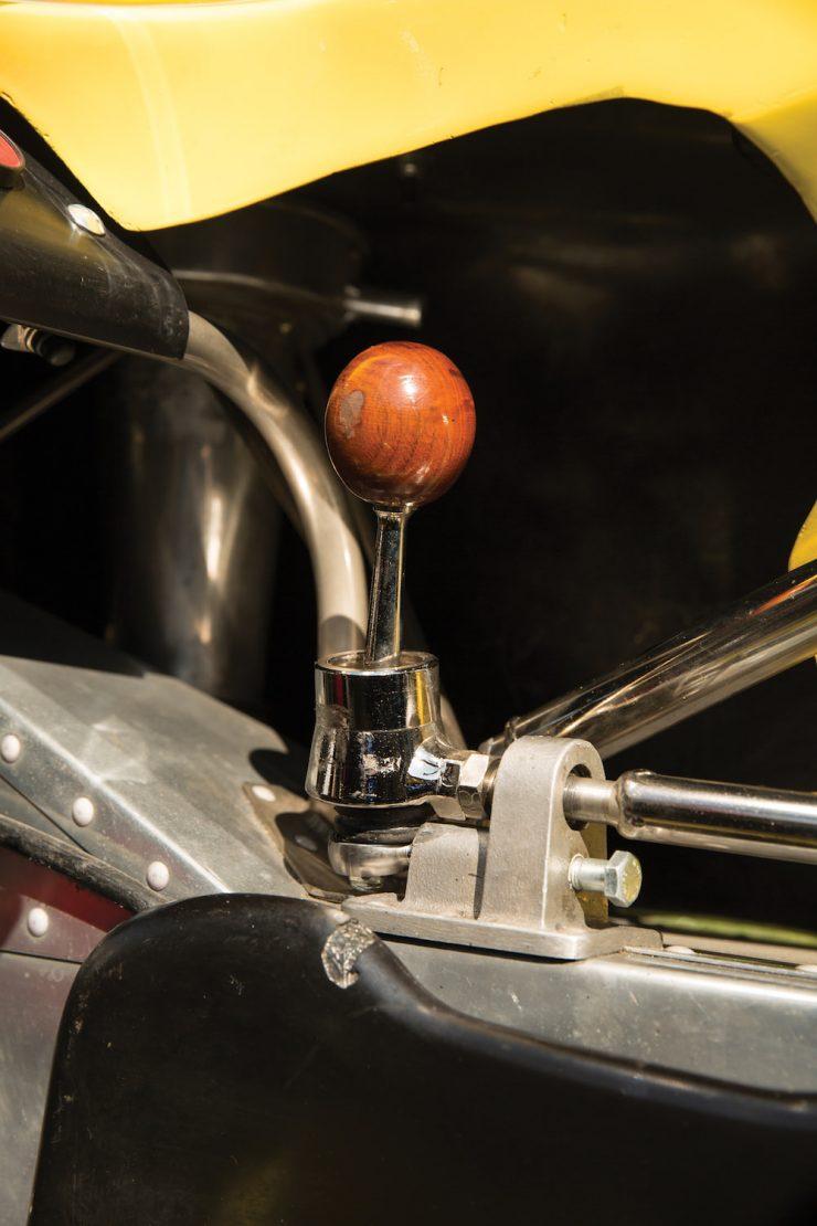 Chevron Racing Car 12