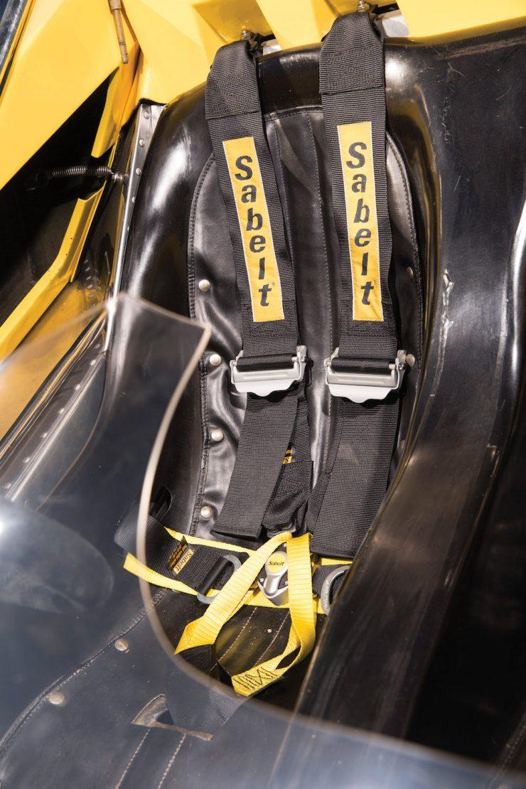 Chevron Racing Car 13