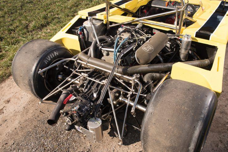 Chevron Racing Car 15