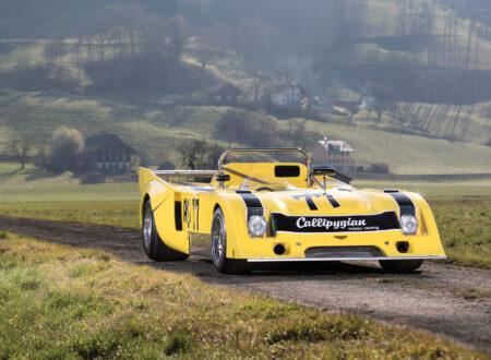 Chevron Racing Car