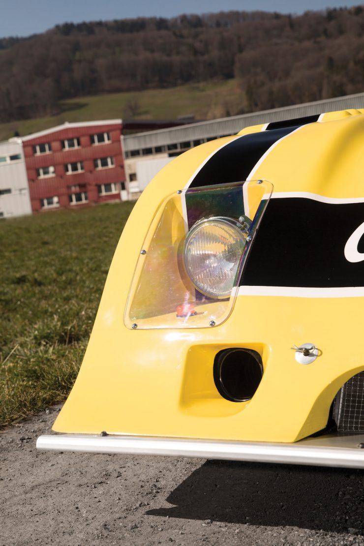 Chevron Racing Car 7