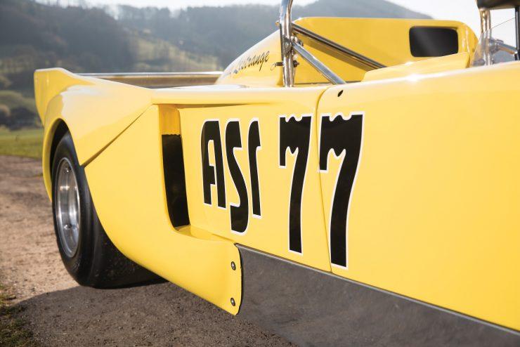 Chevron Racing Car 8