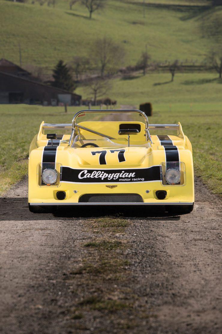 Chevron Racing Car 9