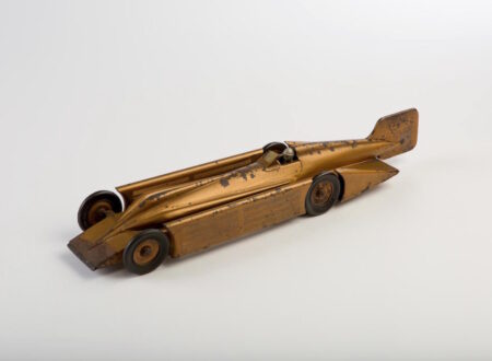 Clockwork Tinplate Toy Cars