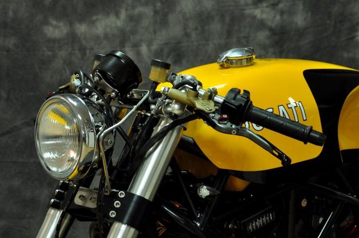 Ducati 750 SS 10
