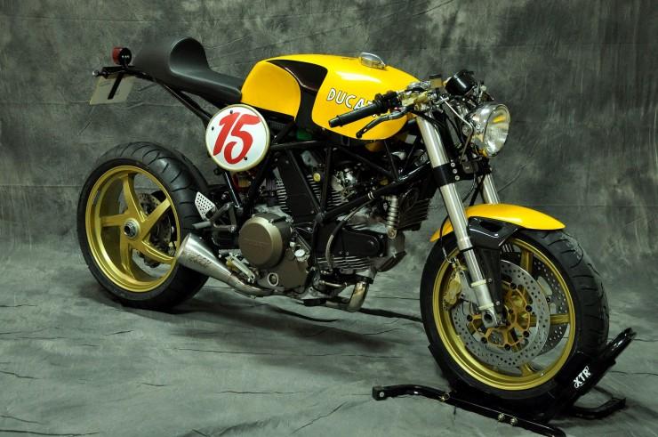 Ducati 750 SS 14
