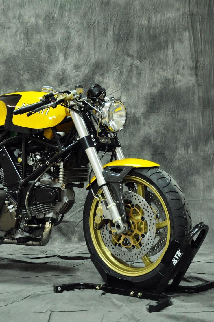 Ducati 750 SS 16