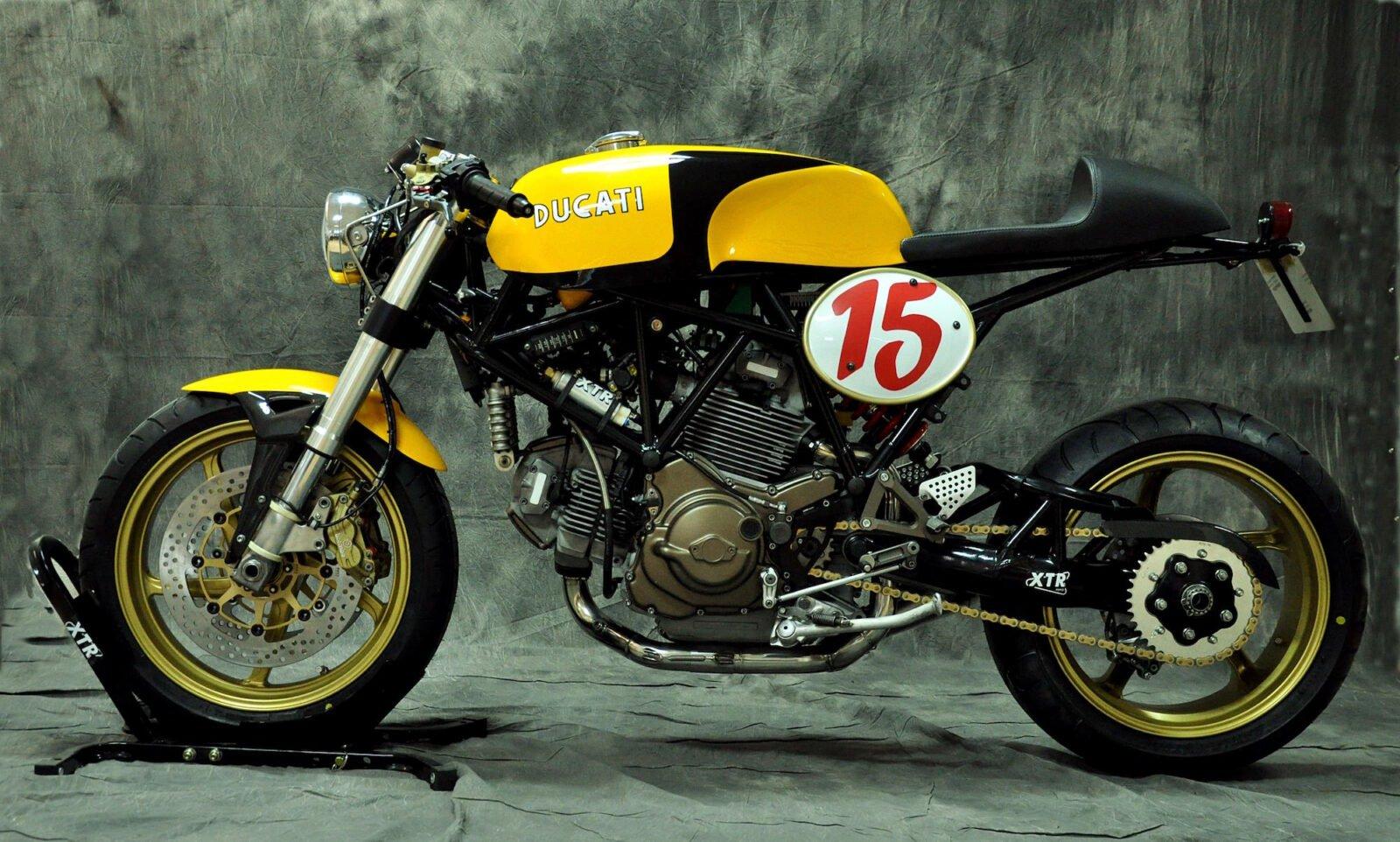 Ducati 750 SS 1600x962 - Ducati 750SS by XTR Pepo