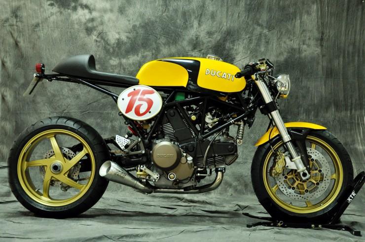 Ducati 750 SS 17