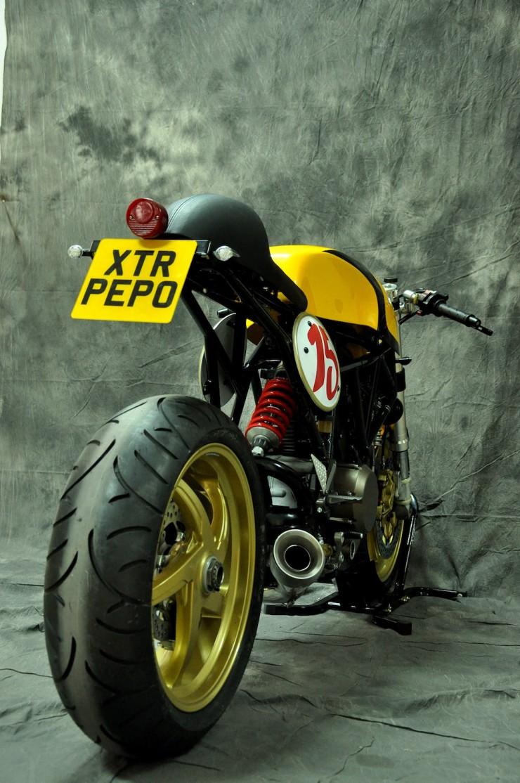 Ducati 750 SS 20