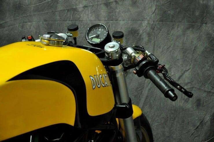 Ducati 750 SS 24