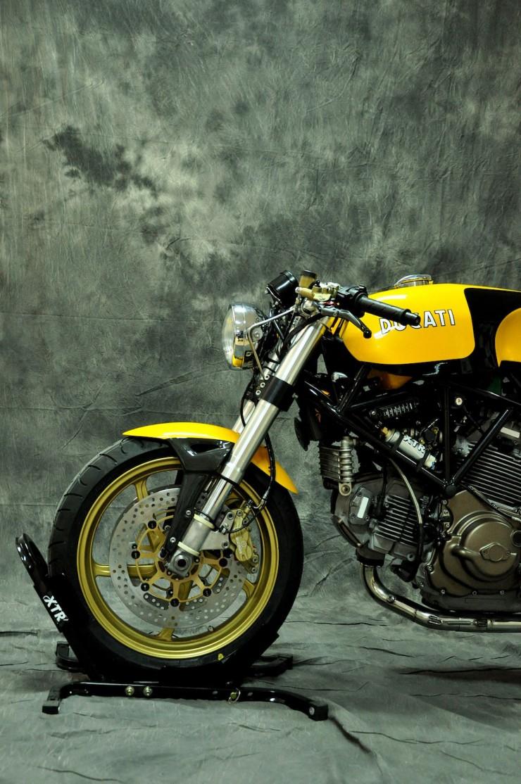 Ducati 750 SS 5