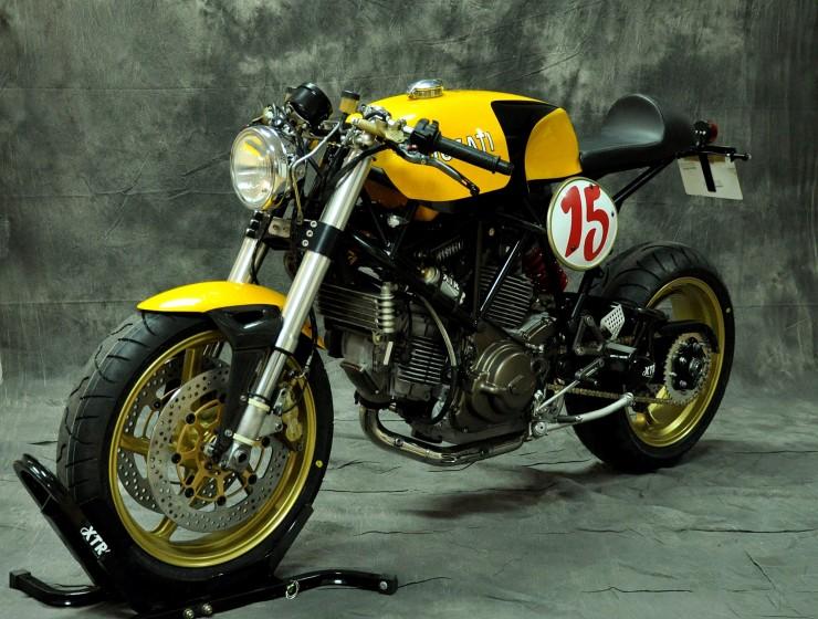 Ducati 750 SS 9