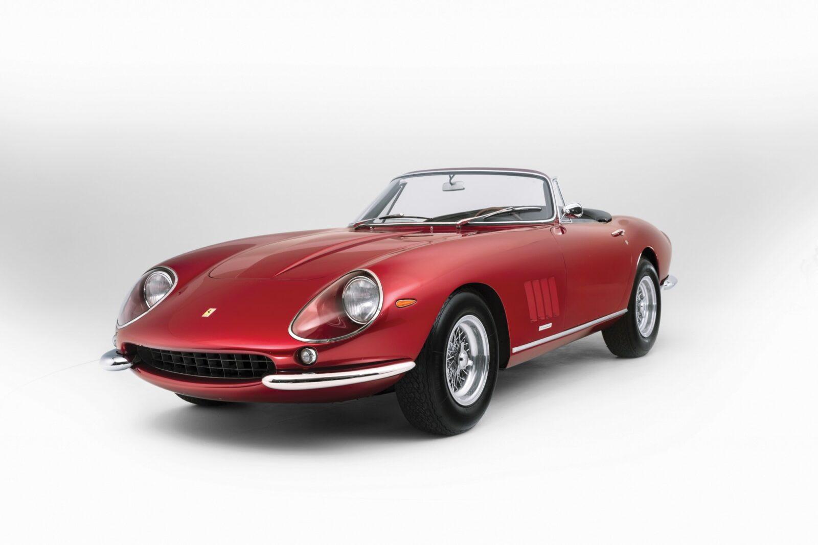 Ferrari 275 Car 1 1600x1067 - Ferrari 275 GTS/4 NART Spider