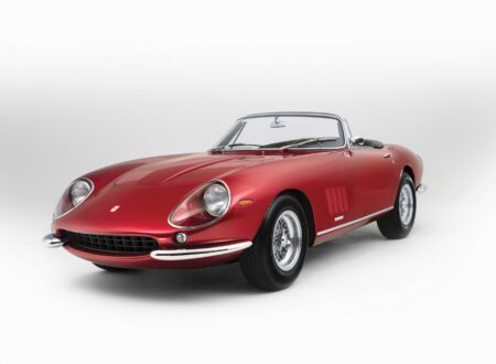 Ferrari 275 Car 1 450x330 - Ferrari 275 GTS/4 NART Spider