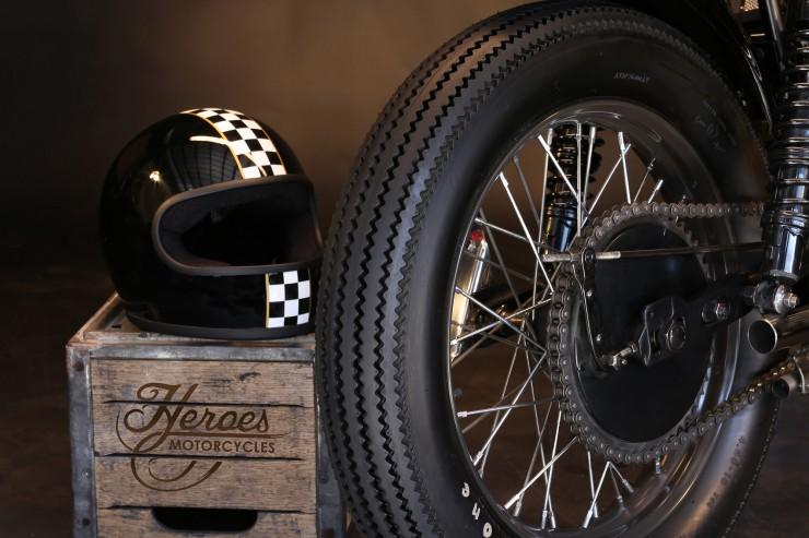 Harley Davidson KHRM 6