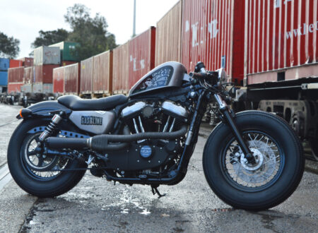 Harley Davidson Sportster 450x330