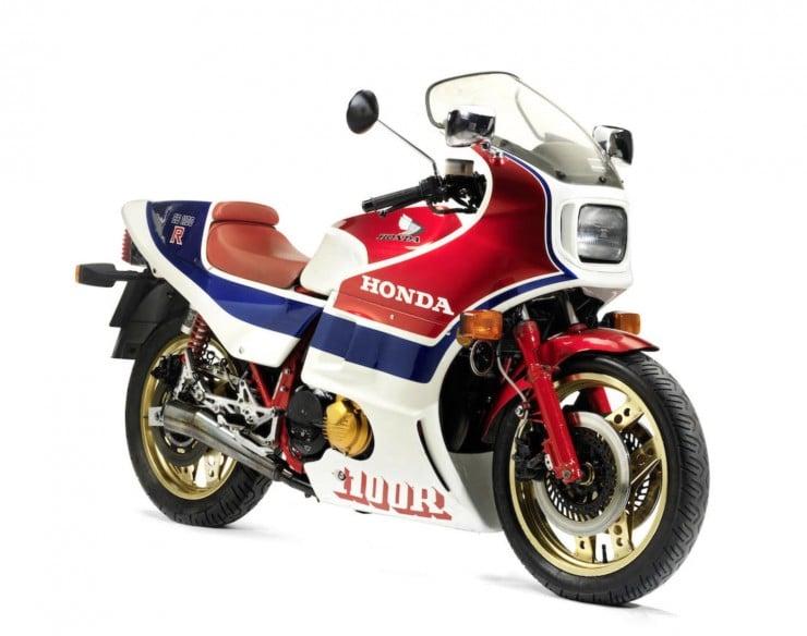 Honda CB1100R 1