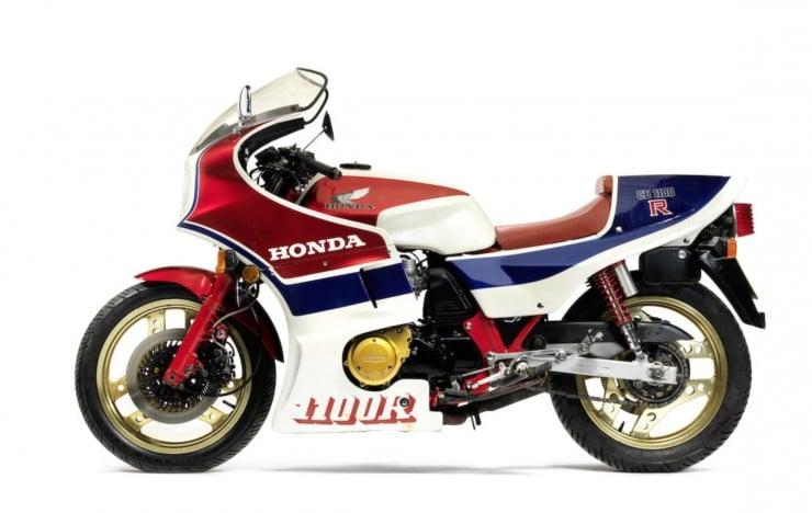 Honda CB1100R 2