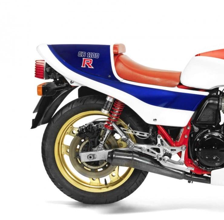 Honda CB1100R 5
